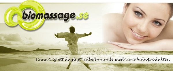 Biomassage.se ger dig en massageupplevelse!